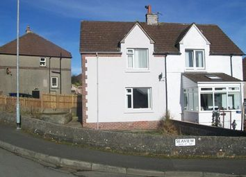 Thumbnail 2 bed semi-detached house to rent in Seaview, Wigtown, Newton Stewart