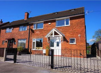 Thumbnail 4 bed semi-detached house for sale in Hollin Acre, Westhoughton, Bolton