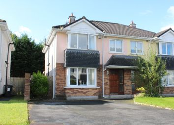 Thumbnail 4 bed semi-detached house for sale in 76 River Oaks, Claregalway, Galway