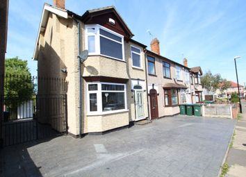 3 bed end terrace house for sale in Edyth Road, Coventry CV2