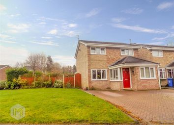 Thumbnail 3 bed detached house for sale in Armstrong Close, Birchwood, Warrington, Cheshire