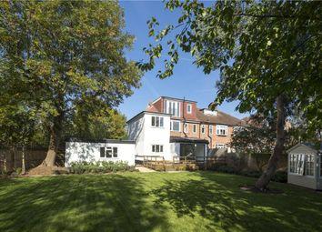 Thumbnail 5 bed semi-detached house for sale in Marina Avenue, Motspur Park