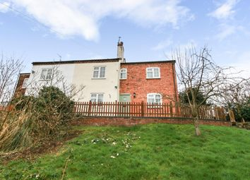 Thumbnail 4 bed semi-detached house for sale in Hollow Lane, Burton-On-Trent