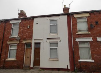 Thumbnail 4 bedroom terraced house for sale in Apsley Street, Middlesbrough