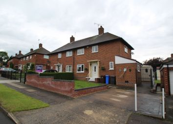 Thumbnail 2 bed semi-detached house for sale in Ravenscroft Drive, Sheffield