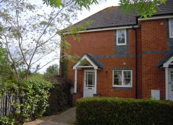 Thumbnail 2 bed end terrace house to rent in Ramsbury Drive, Hungerford