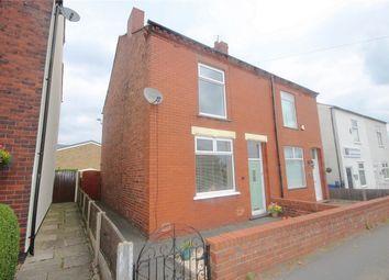 Thumbnail 2 bed semi-detached house to rent in Warrington Road, Culcheth, Warrington