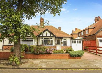 Thumbnail 2 bed bungalow for sale in Woodleigh Road, Whitley Bay, Tyne And Wear