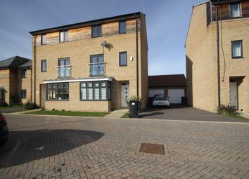 Thumbnail 4 bed semi-detached house to rent in Tern Drive, St. Ives, Huntingdon