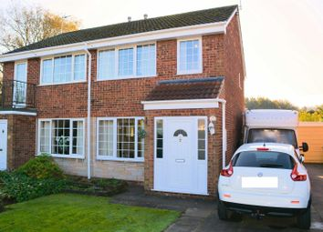 3 bed semi-detached house for sale in River View, Hook, Goole DN14