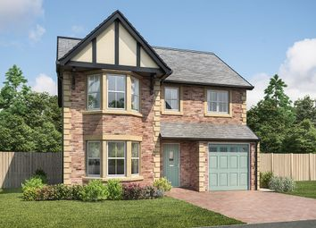 "Thumbnail 4 bed detached house for sale in ""Boston"" at Strawberry How, Cockermouth"