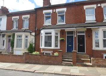 Thumbnail 3 bedroom terraced house for sale in Cecil Road, Kingsthorpe, Northampton