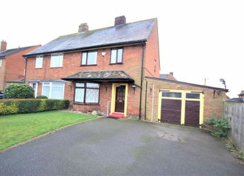 Thumbnail 3 bed semi-detached house for sale in High Street, Wem, Shrewsbury