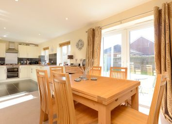 Thumbnail 4 bed detached house for sale in Kennard Way, Ashford