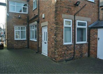 Thumbnail 1 bed flat to rent in Watson Road, Worksop, Nottinghamshire