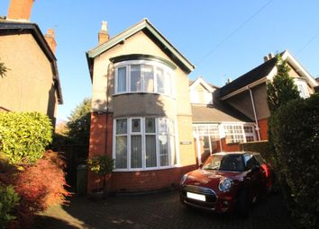 Thumbnail 3 bed semi-detached house for sale in Lichfield Road, Stafford