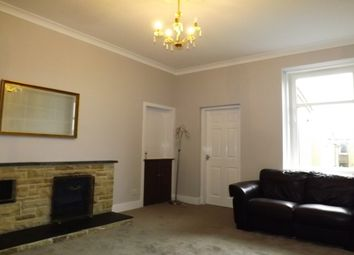 Thumbnail 2 bed flat to rent in Moorpark Road West, Stevenston