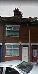 Thumbnail 2 bed terraced house to rent in Maple Rd East, Luton
