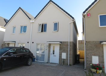 Thumbnail 3 bedroom semi-detached house for sale in Grassendale Avenue, Devonport, Plymouth