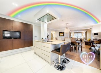 Thumbnail 3 bedroom flat to rent in Holford Road, Hampstead