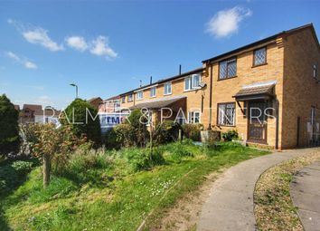 Thumbnail 2 bed end terrace house for sale in Lionel Hurst Close, Great Cornard, Sudbury