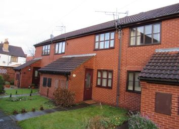 Thumbnail 2 bed terraced house to rent in Belvoir Close, Morton, Gainsborough