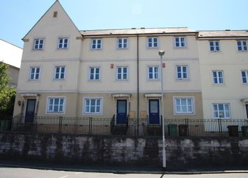 Thumbnail 4 bed town house to rent in Kensington Road, Plymouth