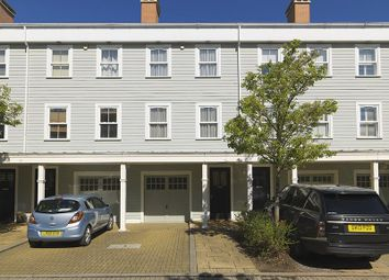 Thumbnail 4 bed terraced house for sale in Portland Close, Worcester Park