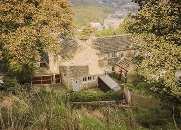 Thumbnail 3 bed semi-detached house for sale in Lench Fold Clough, Cowpe, Lancashire