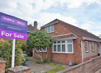 Thumbnail 3 bed detached bungalow for sale in Overdown Road, Felpham, Bognor Regis