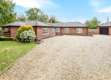 Thumbnail 4 bed detached bungalow for sale in Chapel Lane, Fernham, Faringdon