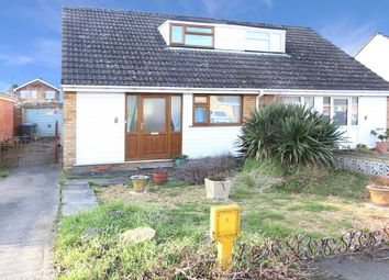Thumbnail 2 bed semi-detached bungalow for sale in Othello Close, Rugby