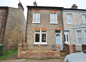 Thumbnail 2 bedroom end terrace house to rent in Ross Street, Cambridge