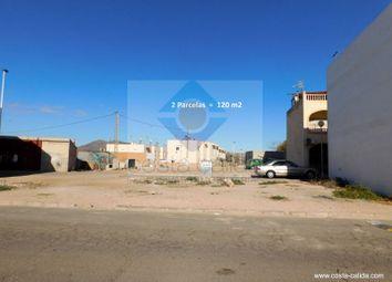 Thumbnail Land for sale in Calle Sabina Mora, Puerto De Mazarron, Mazarrón
