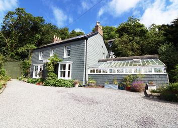 Thumbnail 5 bedroom detached house for sale in Lee, Ilfracombe