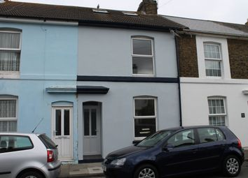 Thumbnail 3 bed terraced house to rent in College Road, Deal