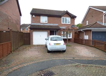 Thumbnail 4 bed detached house for sale in Lovage Gardens, Totton
