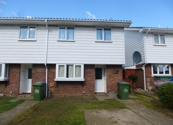 Thumbnail 3 bed end terrace house for sale in Quayside Road, Southampton
