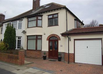Thumbnail 3 bed semi-detached house for sale in The Precincts, Crosby, Liverpool