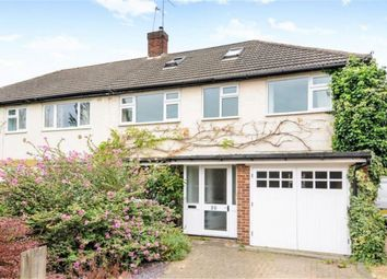Thumbnail 5 bed semi-detached house to rent in Dinton Road, Kingston Upon Thames