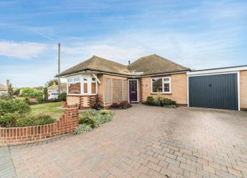 Thumbnail 2 bedroom detached bungalow for sale in Wellesley Close, Broadstairs