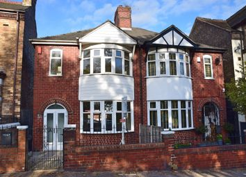 Thumbnail 2 bed semi-detached house for sale in The Parkway, Hanley, Stoke-On-Trent