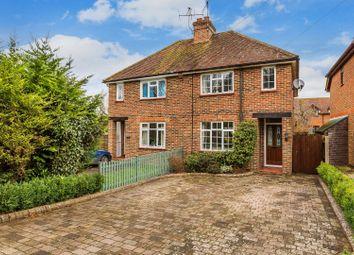 Thumbnail 3 bed semi-detached house for sale in Elmbridge Road, Cranleigh
