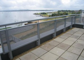 Thumbnail 2 bedroom flat to rent in Puffin House, Stone Close, Poole
