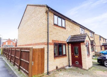 Thumbnail 2 bedroom end terrace house for sale in Wessex Walk, Westbury