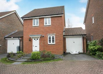 Thumbnail 3 bed detached house for sale in Woodland Walk, Aldershot