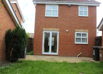Thumbnail 3 bed detached house to rent in Woodlea, Forest Hall, Newcastle Upon Tyne
