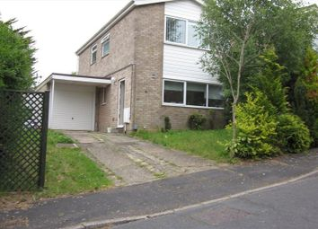 Thumbnail 3 bed property to rent in Pyrford Drive, Eaton, Norwich