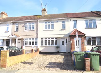 Thumbnail 3 bed terraced house for sale in Grange Road, Aveley, South Ockendon