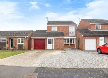 Thumbnail 3 bed link-detached house for sale in Wykeham Drive, Basingstoke